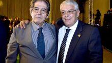 José Paniago e Marco Aurélio