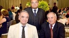 Robercy Victório, Antônio Lemes e Luiz Péricles