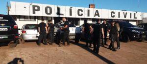 Polícia Civil deflagra