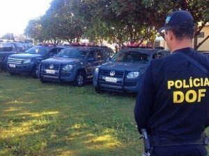 DOF reforça fiscalização na fronteira para coibir crimes eleitorais