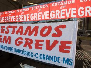 Com 25 dias, greve dos bancários é a maior dos últimos 11 anos