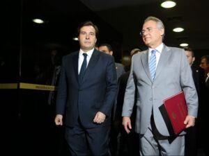 Presidentes da Câmara e Senado teriam atuado por Odebrecht