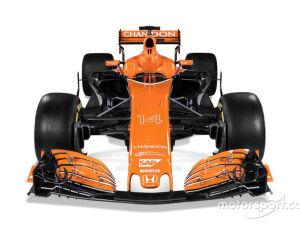 McLaren cumpre promessa e retorna o antigo laranja para temporada 2017