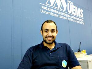 Acadêmico da Uems é selecionado para evento sobre energia no México