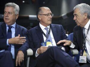 Alckmin propõe fim da tributação dos investimentos em saneamento básico