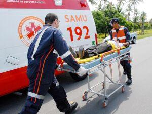 Sesau suspende serviços por falta de combustível na capital