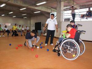 Inscrições para jogos Paralímpicos nas escolas do MS estão abertas