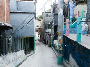 Tiroteio deixa um morto em favela na zona sul do Rio