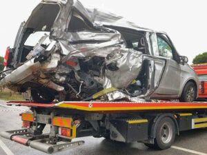 Três brasileiros morrem em acidente de transito em Portugal