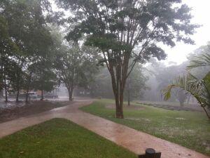 Pode chover em Mato Grosso do Sul nesta quarta-feira