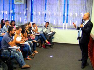 Palestra em universidade irá tratar sobre o papel da Polícia Federal no Brasil