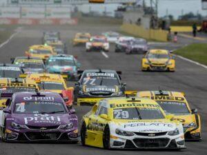 Stok Car acontecerá neste domingo e pilotos já estão chegando em Campo Grande