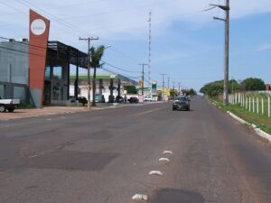 """Prefeitura inicia recapeamento da """"Tamandaré"""" na próxima semana"""