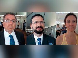 OAB/MS - Candidatos avaliam campanha e esperam resultado das urnas