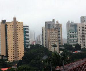 Véspera de feriado tem alerta de tempestade em Mato Grosso do Sul