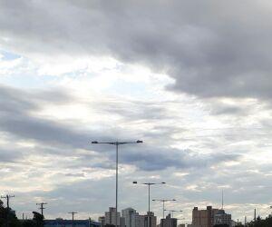 Sexta-feira será de tempo instável e pancadas chuvas em MS