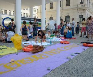 Manifestantes protestam por liberdade de expressão no Rio