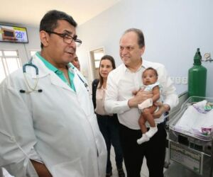 Ministro da Saúde libera R$ 2 milhões para vítimas da tragédia em Janaúba