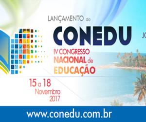 Professores apresentam trabalhos científicos em congresso nacional de educação