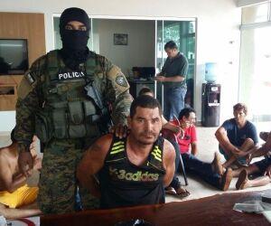 Operação antidrogas no Paraguai detém 12 brasileiros e 16 paraguaios