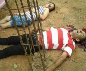 Imagem forte: Homem executa mulher com 9mm e depois se mata