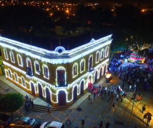Sesc adia o acender das luzes de Natal na Morada dos Baís