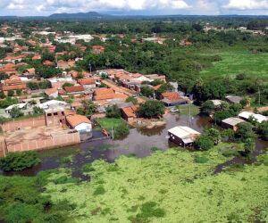 Rio Miranda sobe mais 24 cm
