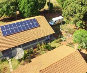 Governo do Estado incentiva uso de energia solar dentro da agricultura familiar