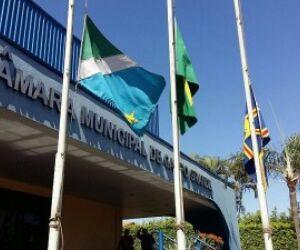 Câmara Municipal decreta luto pelo falecimento de ex-governador na Capital