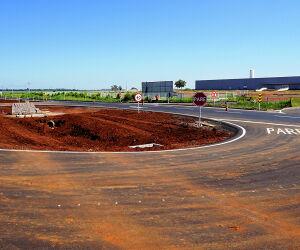 Obra de acesso ao novo shopping da Capital entra em fase final