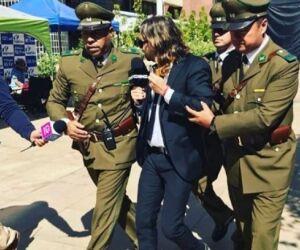 Jornalista é expulso do Congresso Nacional ao perguntar a Temer sobre corrupção