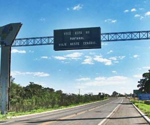 Sancionada lei para construção de portais nas entradas de Campo Grande