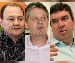 Riedel, Jaime e Miglioli deixam o governo para disputar eleição