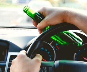 Homem é condenado a seis meses de prisão por dirigir embriagado