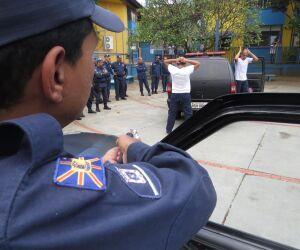 Começa 2ª etapa da capacitação da Guarda para uso de armamento letal