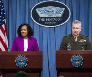 Ofensiva foi uma reação aos ataques a civis, diz Pentágono