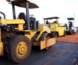 R$ 5,6 milhões são investidos em licitações para asfalto no Estado