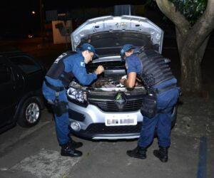 Homem é preso por receptação e adulteração de veículo