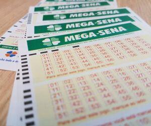 Feriado modifica sorteios da Mega Sena