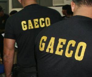 GAECO cumpre mandados de prisão da Operação Lucro Fácil