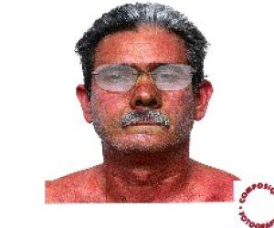 Polícia divulga retrato falado de autor de assassinato