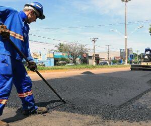 Governo abre licitação para asfalto de Bodoquena e Bonito