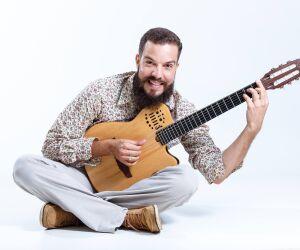 Chicão Castro abre a programação musical da Morada nesta quinta