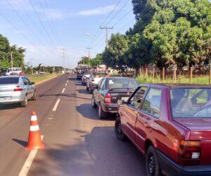 AGETRAN alerta sobre interdição de ruas nesta quarta-feira