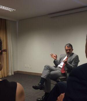 Procurador que denunciou Dilma ao TCU chega em Campo Grande