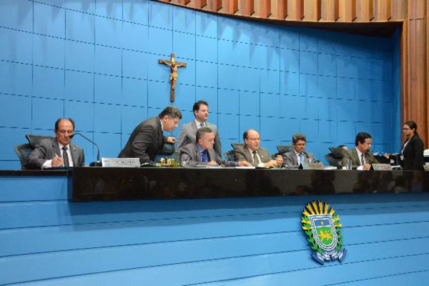 Executivo enviou quatro propostas para a Assembleia