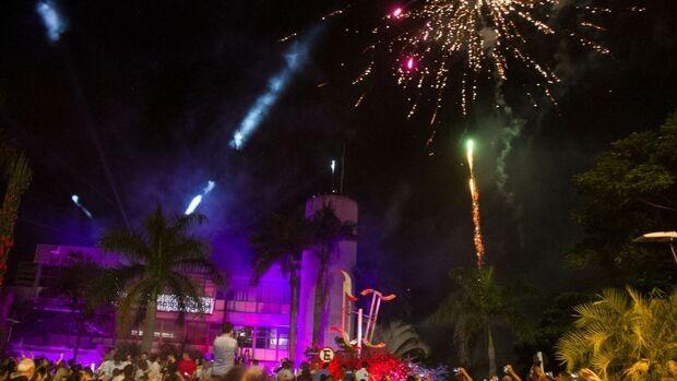 Prefeitura aciona iluminação de Natal