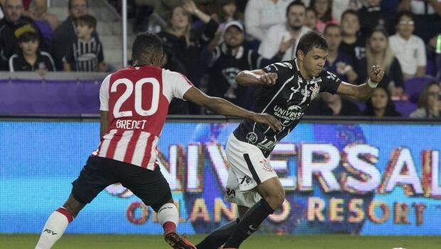 Corinthians pega Rangers FC (ESC) na despedida dos EUA pela Florida Cup