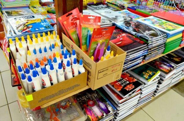 Preço do material escolar tem variação de 1900%, diz Procon de Dourados