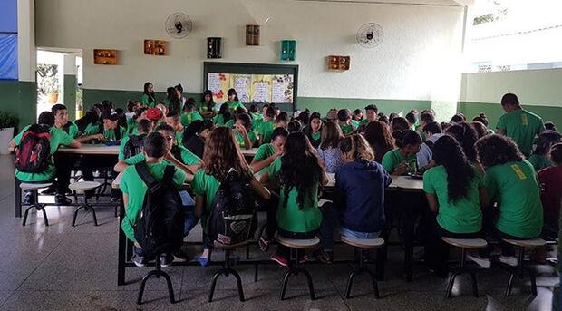 Governo do Estado abre Pnae  no valor de R$ 21 milhões